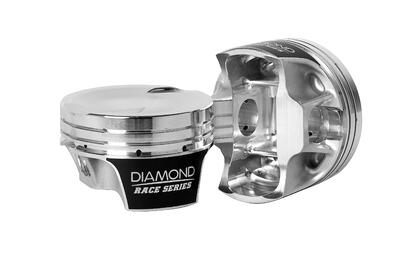 Introducing Diamond's 2,000HP-Ready Mod2k Pistons for Ford Coyote and Modular Engines!