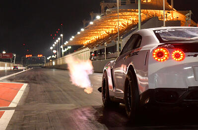 Alpha's 3,400HP GT-R Is A 6-Second, World-Record-holding Machine!