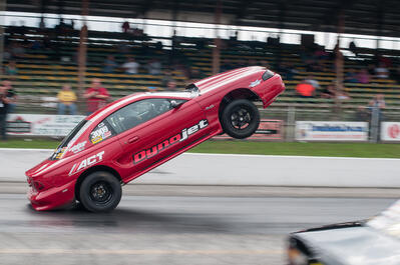 Racer Spotlight: Wheel-Standing NMCA & NMRA Champion, Brandon Alsept