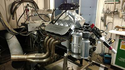 Championship Engine Builder Chris Uratchko Talks Naturally Aspirated Horsepower!
