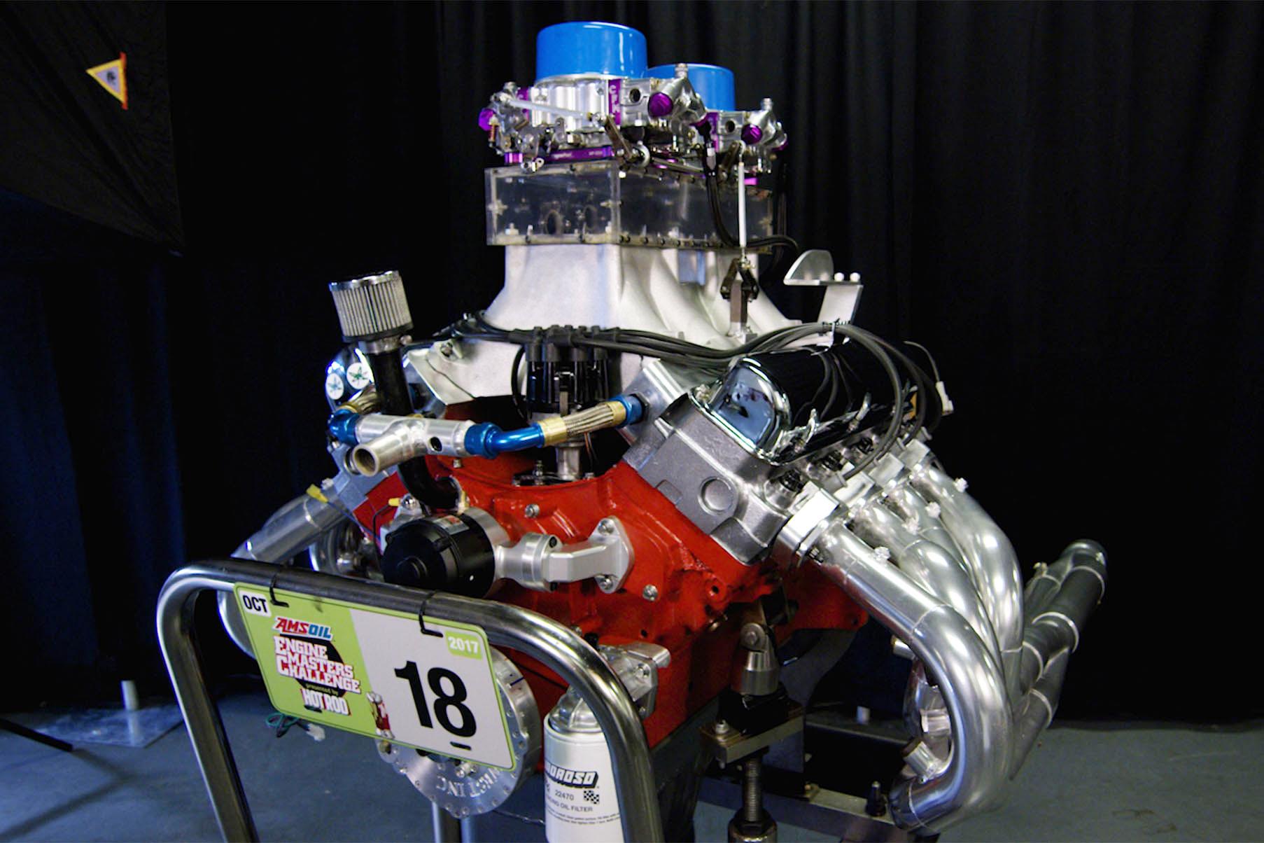 Inside Jon Kaase's Wild, Vintage-Class-Winning Engine Masters Creation