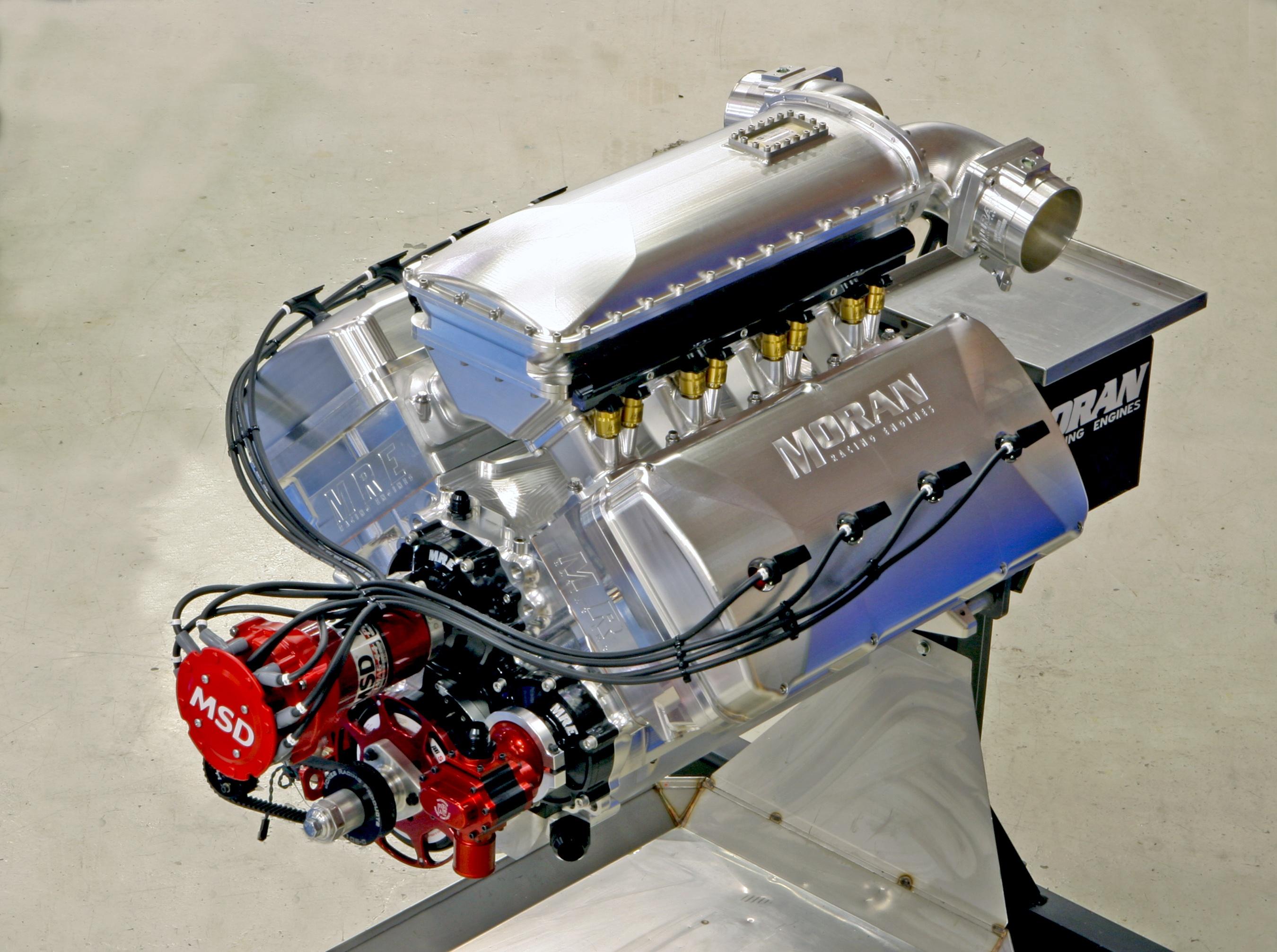 Video: Inside Moran Racing's 5,300hp, 670ci Monster Motor!