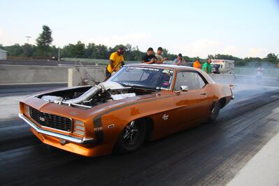 Under the Hood of Tom Bailey's HOT ROD Drag Week–Winning Ride