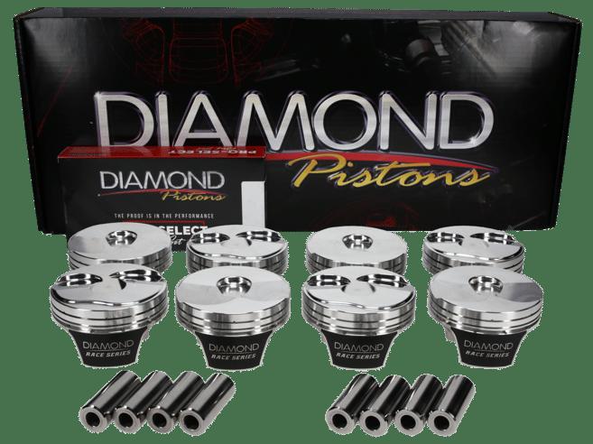 Diamond Pistons LT2K Piston Set