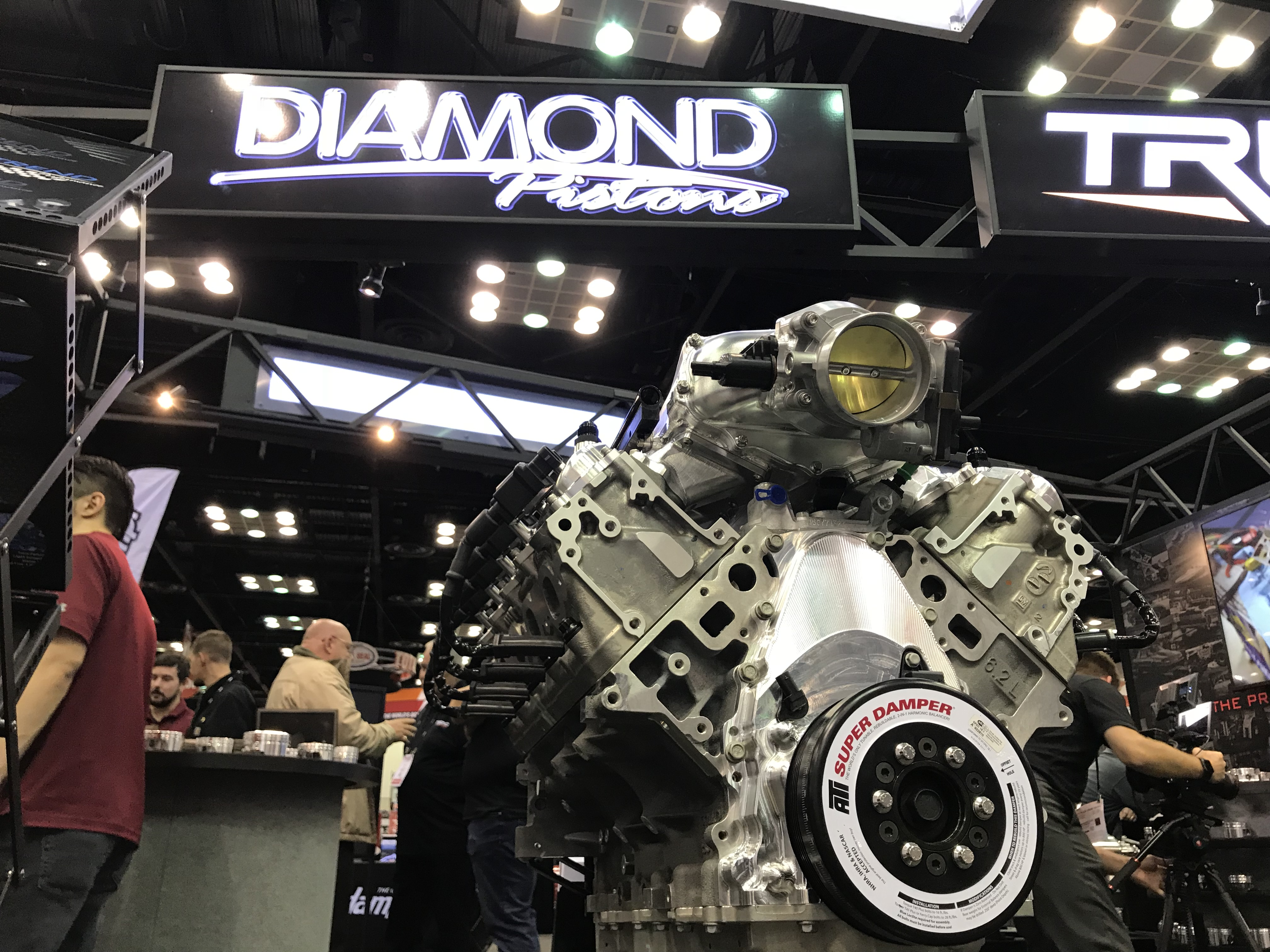 Visit Diamond Pistons At The 2017 PRI Show Booth 1825