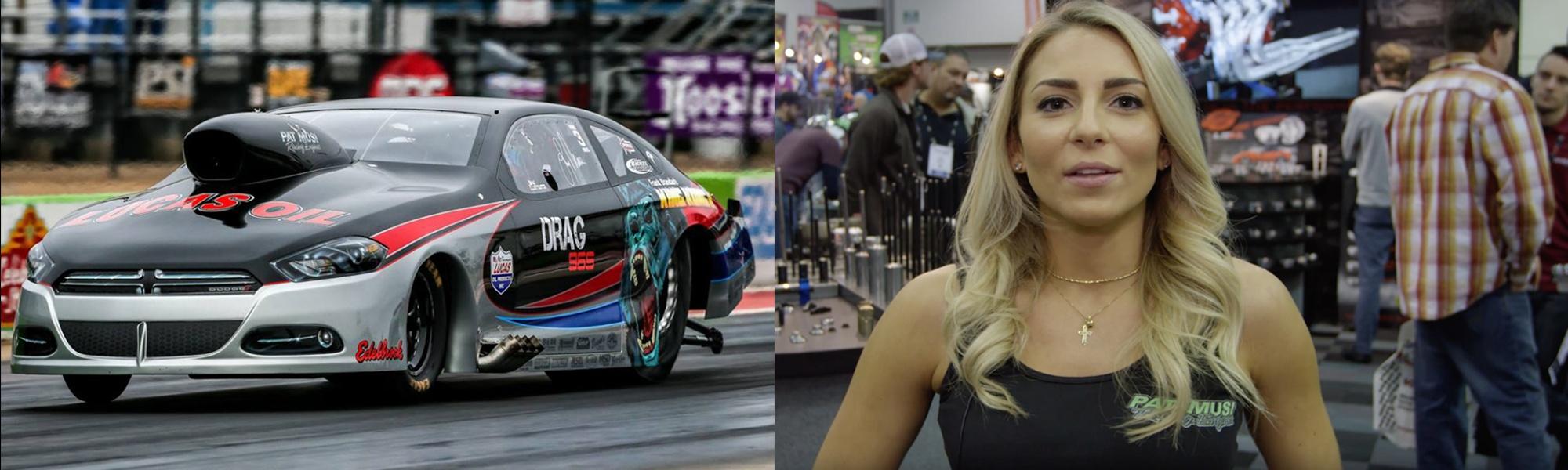 Lizzy Musi Joins Team Diamond For 2018 Racing Season