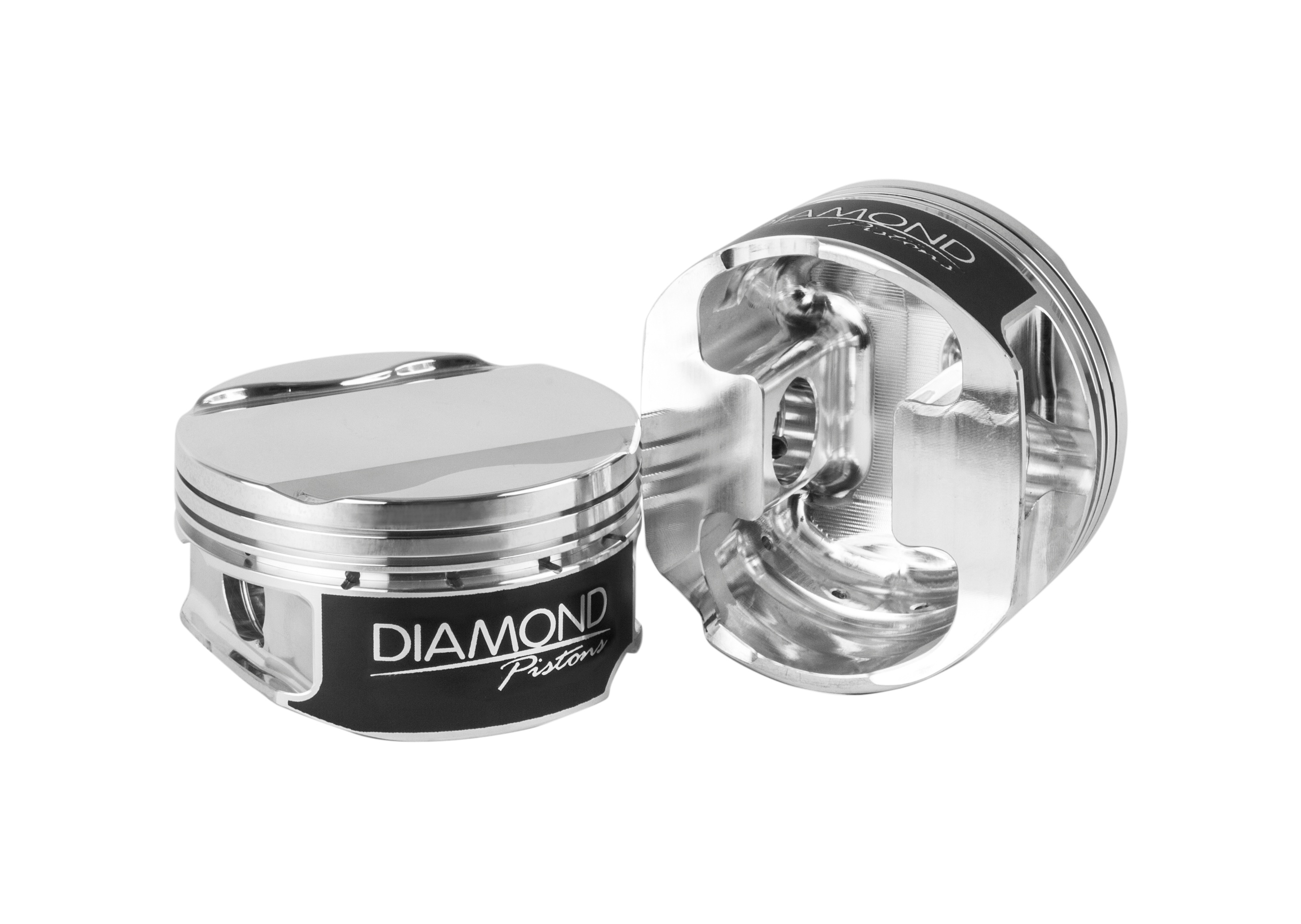 Diamond Introduces New Pistons For GM L83 and Nissan VQ Engines at PRI