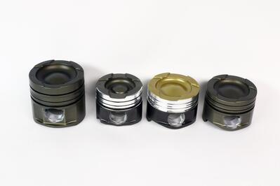 Introducing Diamond's New, Forged-Aluminum Pistons for Duramax and PowerStroke Diesel Engines