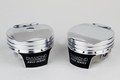 Behind the Machines: Diamond's MOD2K Pistons Offer 2,000HP Capability for Late-Model Fords