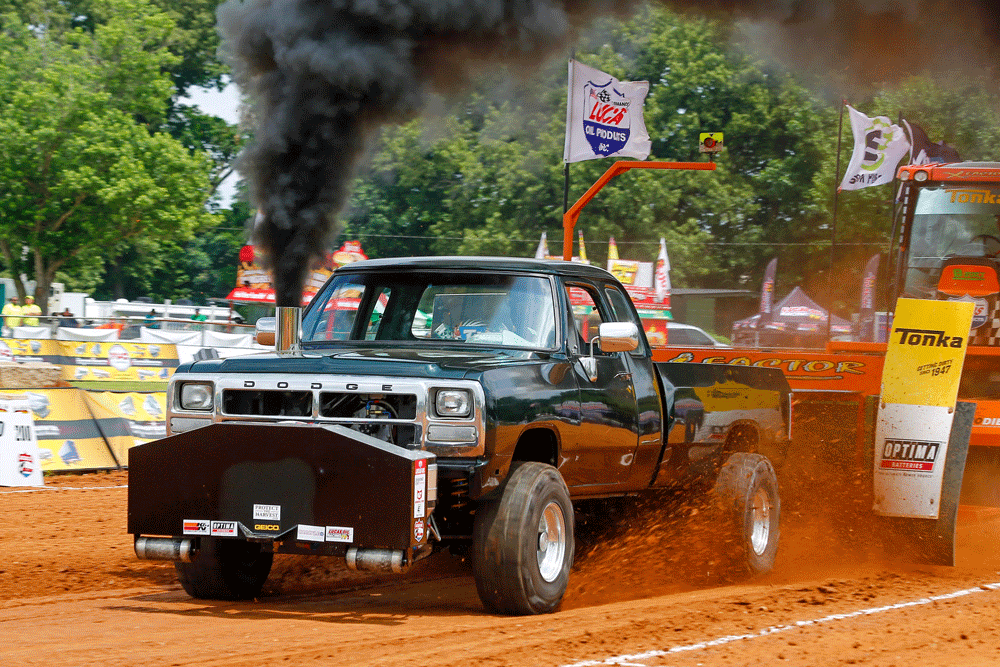 O'Bryant Diesel Service Making Big Power And Winning Races With Diamond Pistons.