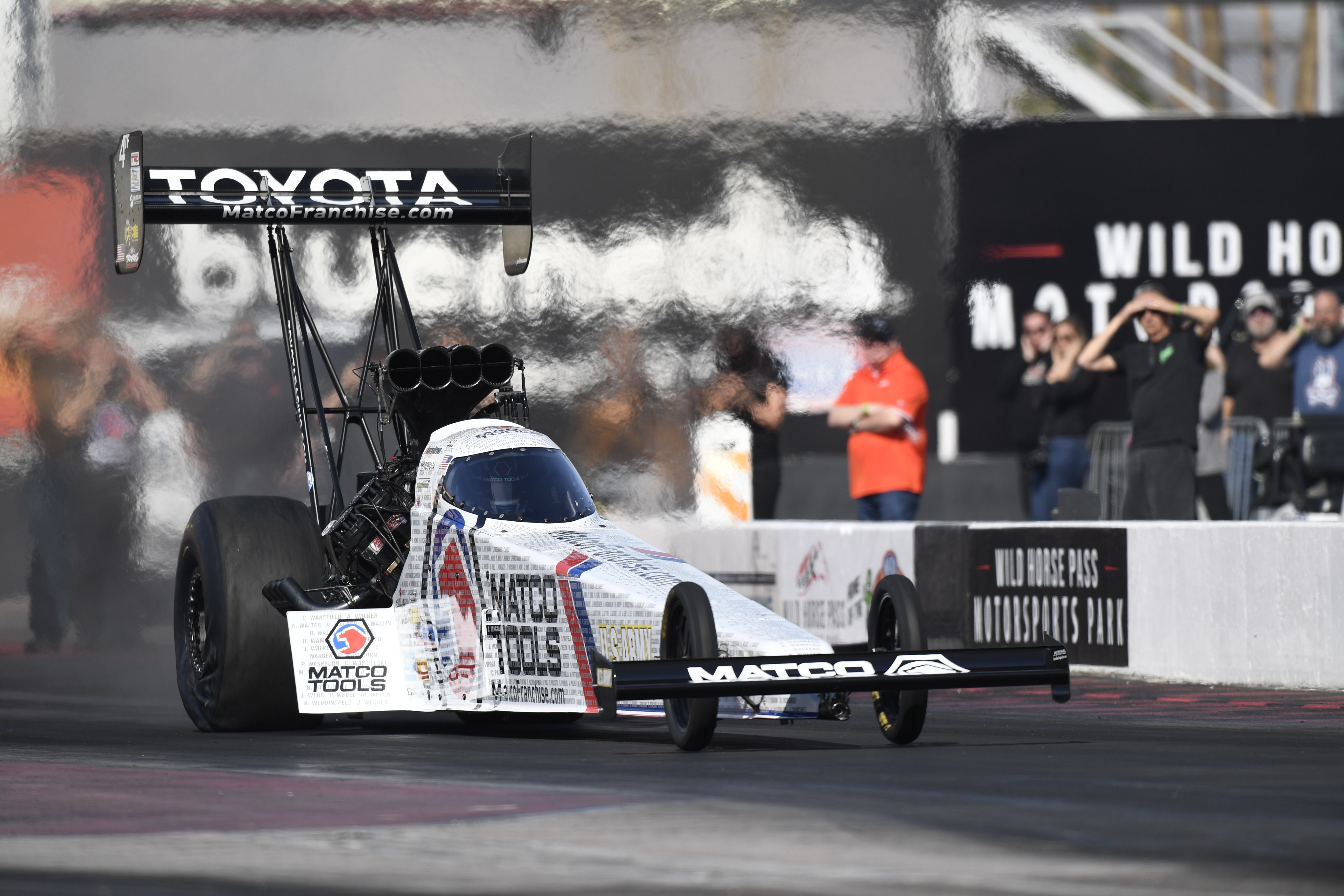 The Life of a Top Fuel Piston: as Told by Antron Brown's Co-Crew Chief, Brad Mason