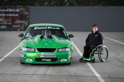 Chad Anselmi Is An Outlaw 632 Racer Who Refuses To Be Counted Out