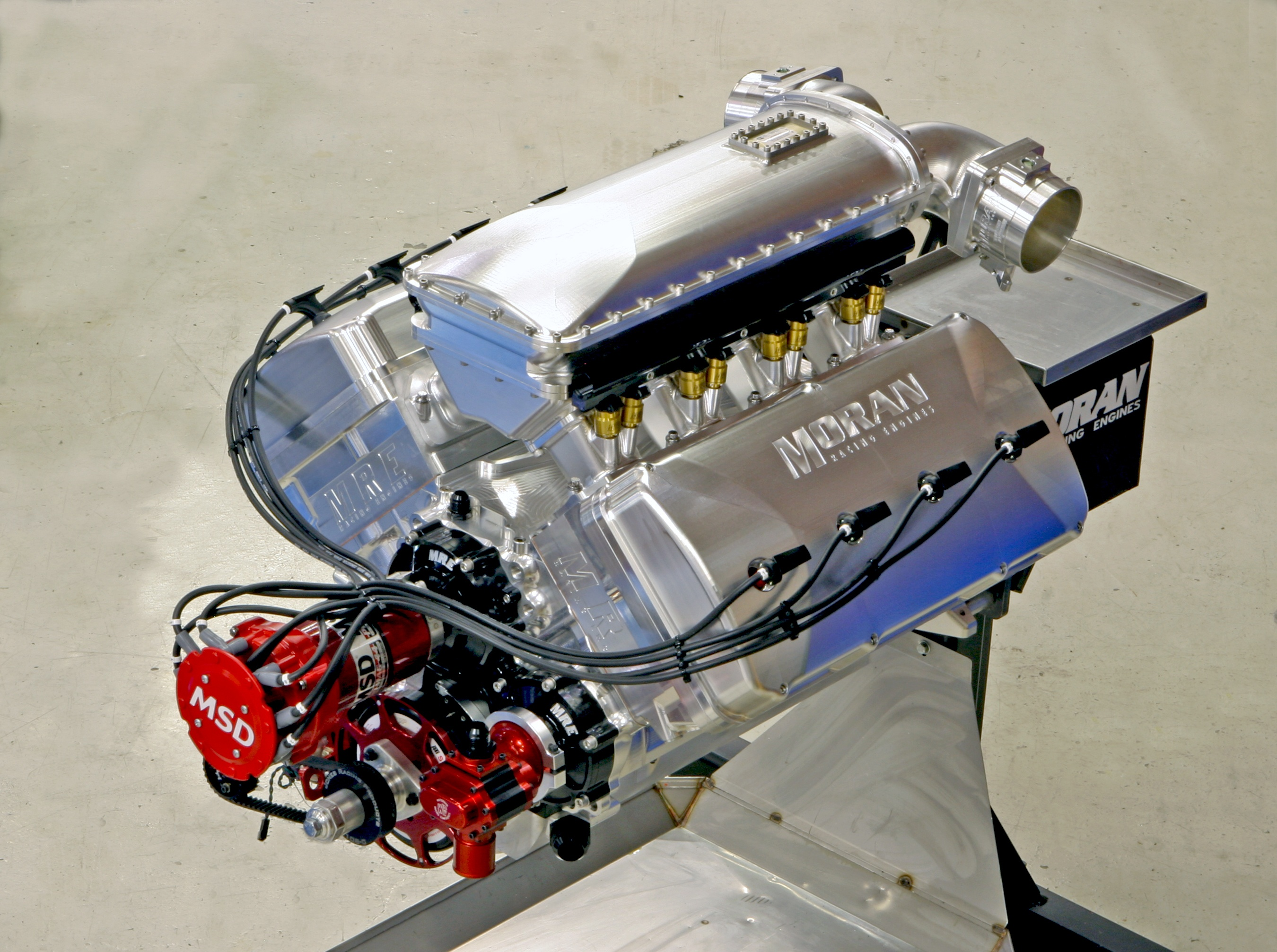 Video: Inside Moran Racing's 5,300hp, 670ci Monster Motor!